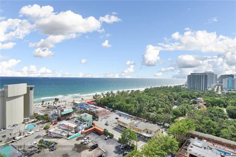Photo of 3000 E Sunrise Blvd #14C, Fort Lauderdale, FL 33304 (MLS # F10254923)