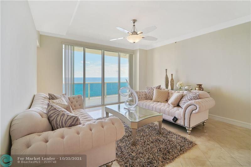 Photo of 4240 Galt Ocean Dr #2203, Fort Lauderdale, FL 33308 (MLS # F10302923)