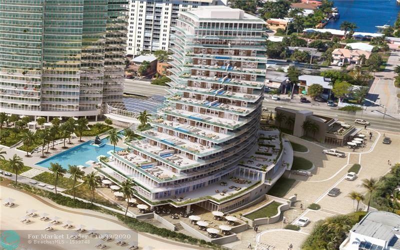 Photo of 2200 N OCEAN BLVD #N1003, Fort Lauderdale, FL 33305 (MLS # F10254924)
