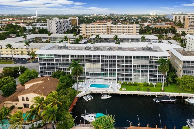 3050 NE 47th Ct #307, Fort Lauderdale, FL 33308 - #: F10257924