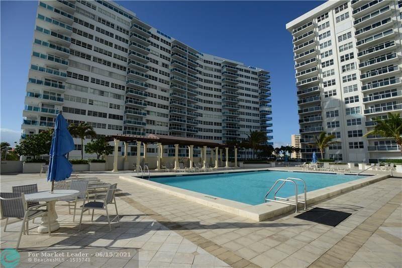 Photo of 3500 GALT OCEAN DR #707, Fort Lauderdale, FL 33308 (MLS # F10288924)