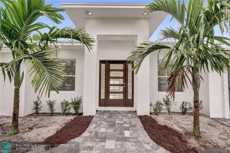 Photo of 3633 NE 23rd Ave, Fort Lauderdale, FL 33308 (MLS # F10290924)