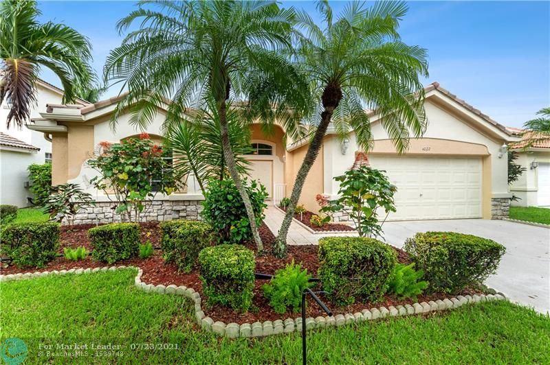 Photo of 4022 Pinewood Ln, Weston, FL 33331 (MLS # F10293924)