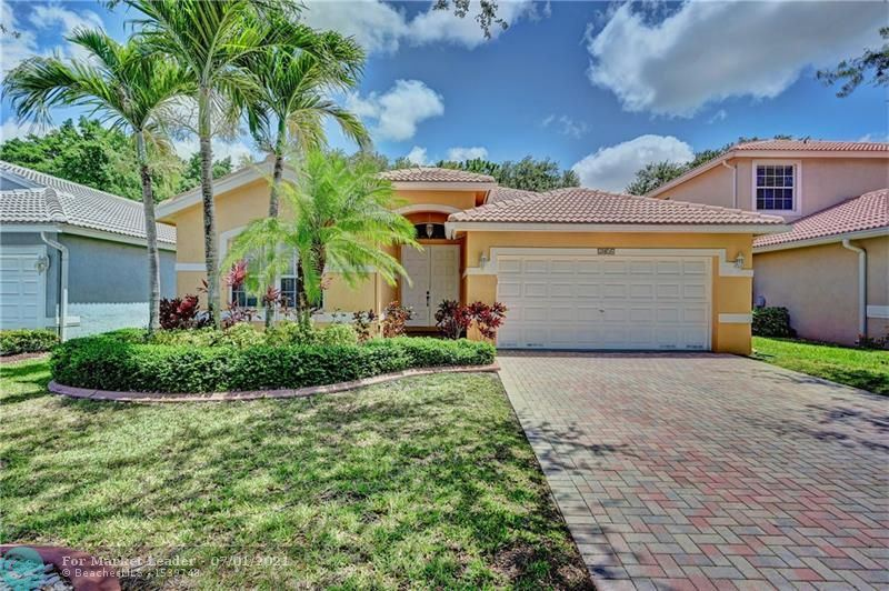 Photo for 6024 NW 75th Ct, Parkland, FL 33067 (MLS # F10285925)