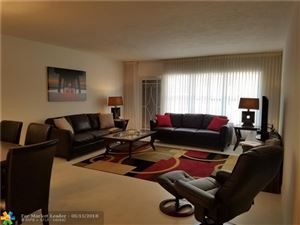 Photo of 3750 Galt Ocean Dr #209, Fort Lauderdale, FL 33308 (MLS # F10121926)