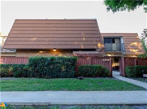 Photo of 2956 Waterford Dr #19, Deerfield Beach, FL 33442 (MLS # F10168926)