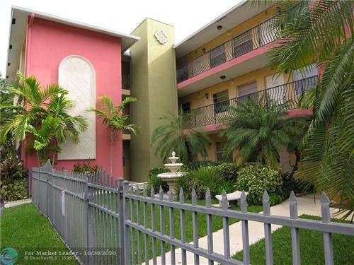 Photo of 901 NE 3rd St #104, Fort Lauderdale, FL 33301 (MLS # F10254926)
