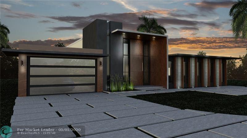 Photo of 2424 NE 27th Ave, Fort Lauderdale, FL 33305 (MLS # F10137926)