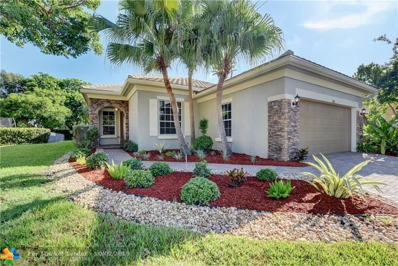Photo for 7886 NW 121st Way, Parkland, FL 33076 (MLS # F10186926)