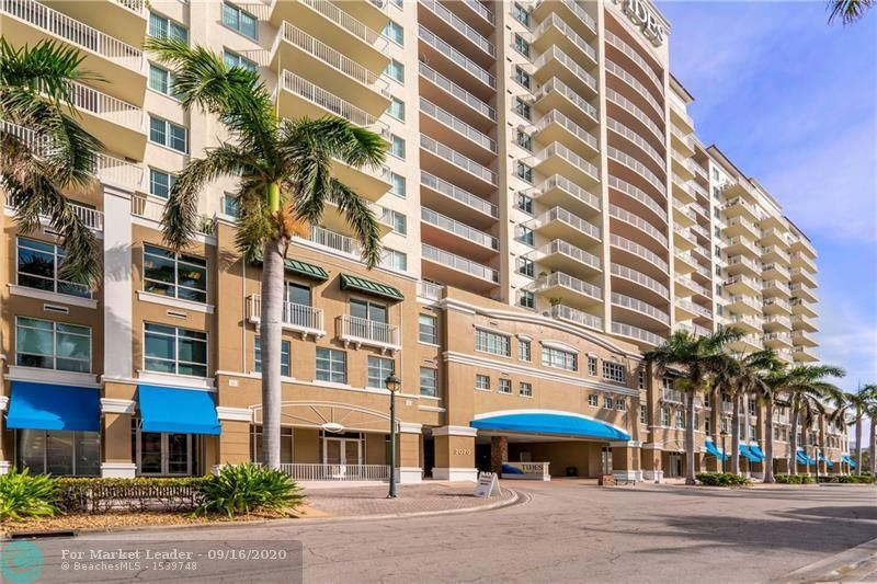 Photo of 3020 NE 32nd Ave #412, Fort Lauderdale, FL 33308 (MLS # F10247926)