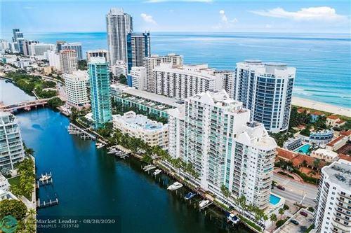 Foto de inmueble con direccion 5900 Collins Ave #1007 Miami Beach FL 33140 con MLS F10216928