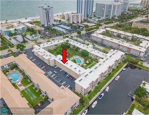 Photo of 1481 S Ocean Blvd #126B, Pompano Beach, FL 33062 (MLS # F10231929)