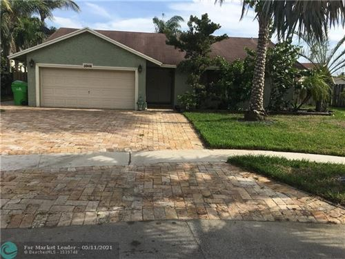 Photo of 3201 NW 103rd Ter, Sunrise, FL 33351 (MLS # F10283929)