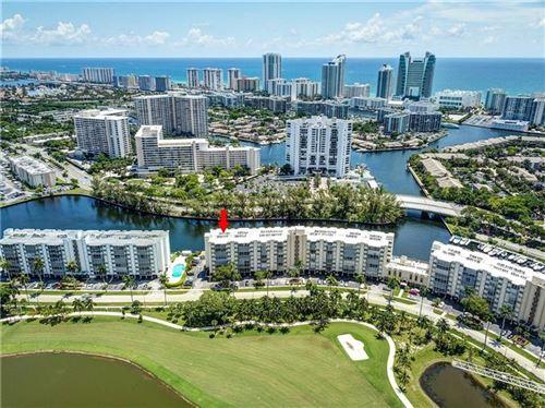 Photo of Listing MLS f10233930 in 300 Diplomat Pkwy #201 Hallandale FL 33009