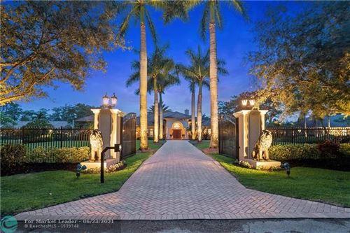 Photo of 6001 NW 72nd Way, Parkland, FL 33067 (MLS # F10288930)