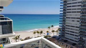 Photo of 3500 GALT OCEAN DR #904, Fort Lauderdale, FL 33308 (MLS # F10113931)