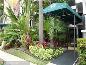 Photo of 520 Orton Ave. #404, Fort Lauderdale, FL 33304 (MLS # F10149931)