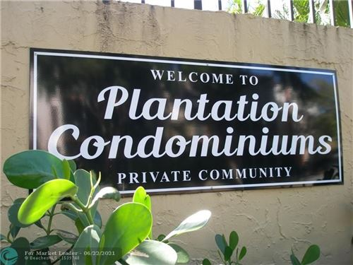 Photo of 483 N Pine Island Rd #203c, Plantation, FL 33324 (MLS # F10284931)