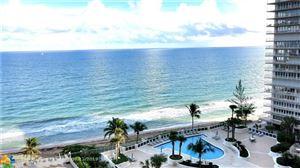 Photo of 4250 Galt Ocean Dr #14H, Fort Lauderdale, FL 33308 (MLS # F10180932)