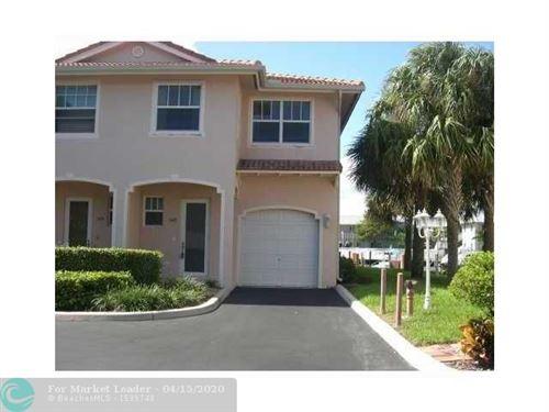 Photo of 1347 SE 3rd Ave #1347, Pompano Beach, FL 33060 (MLS # F10224932)