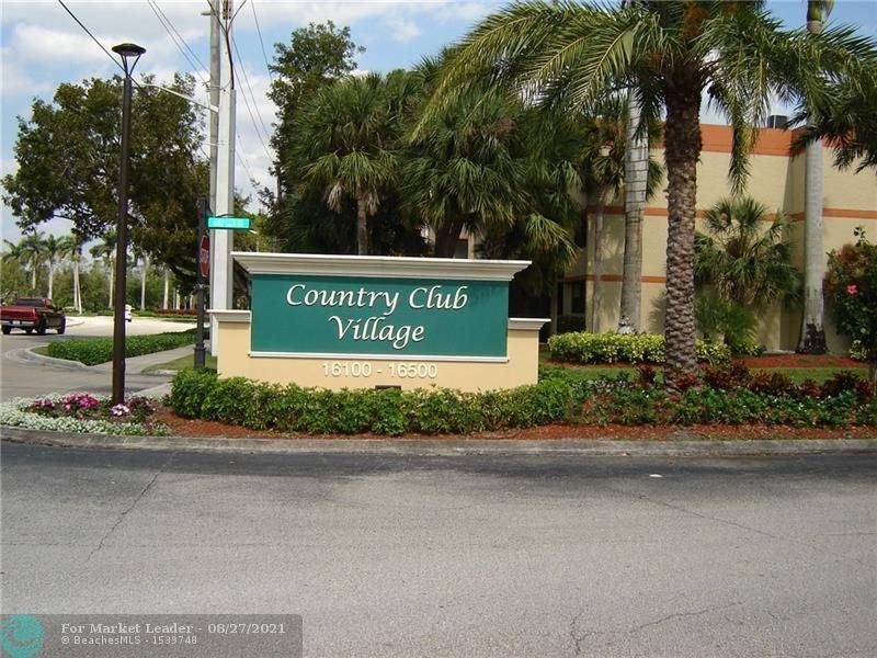 16300 Golf Club Rd #716, Weston, FL 33326 - #: F10297933