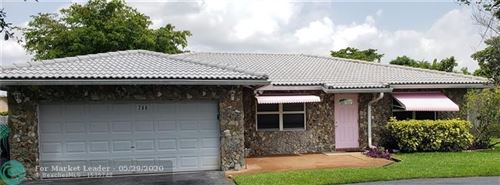 Photo of Listing MLS f10227934 in 288 NW 89th Ave Coral Springs FL 33071