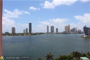 Photo of HIDDEN BAY CONDO NE HIDDEN BAY DRIVE #1104, Aventura, FL 33180 (MLS # F10150935)