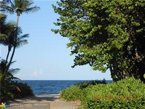 Photo of 2918 N Ocean Blvd #2, Fort Lauderdale, FL 33308 (MLS # F10176935)