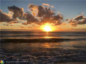 Photo of 1370 S OCEAN BL #2607, Pompano Beach, FL 33062 (MLS # F10145936)