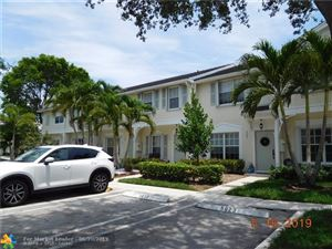 Photo of 5643 NW 99 Way #5643, Coral Springs, FL 33076 (MLS # F10175936)