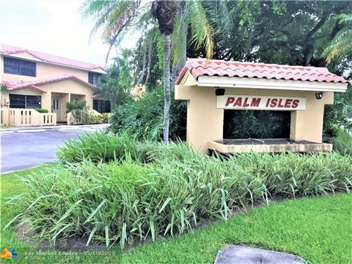 Photo of Listing MLS f10214936 in 3921 NW 94th Ave #16 Sunrise FL 33351