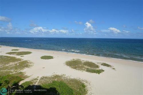 Photo of 4228 N Ocean Dr #10, Lauderdale By The Sea, FL 33308 (MLS # F10287936)