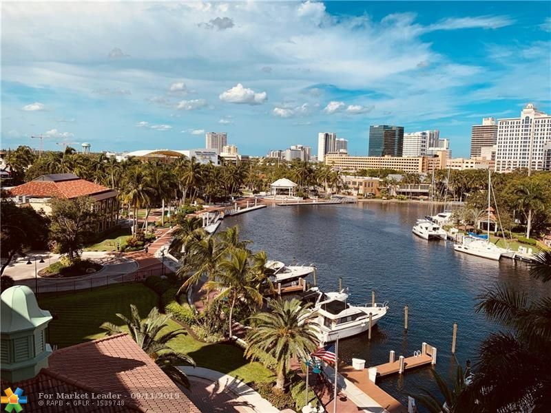 Photo of 600 W LAS OLAS BL #607S, Fort Lauderdale, FL 33312 (MLS # F10192936)