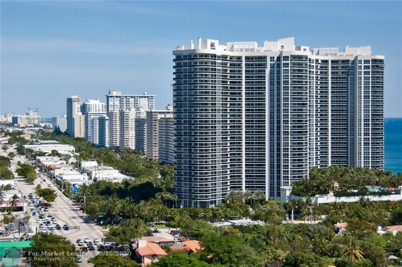 Photo of 3100 N OCEAN BL #1706, Fort Lauderdale, FL 33308 (MLS # F10228937)