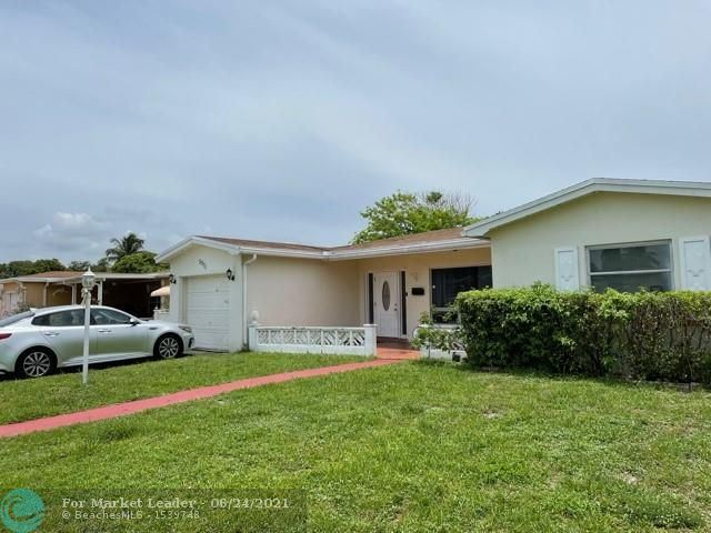 5071 NW 41st St, Lauderdale Lakes, FL 33319 - #: F10289938