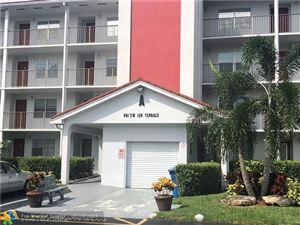 Photo of 901 SW 128th Ter #311, Pembroke Pines, FL 33027 (MLS # F10193939)