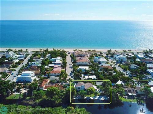 Photo of 3300 NE 16th Pl, Fort Lauderdale, FL 33305 (MLS # F10200939)