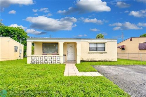Photo of 734 SW 3rd Pl, Dania Beach, FL 33004 (MLS # F10251940)