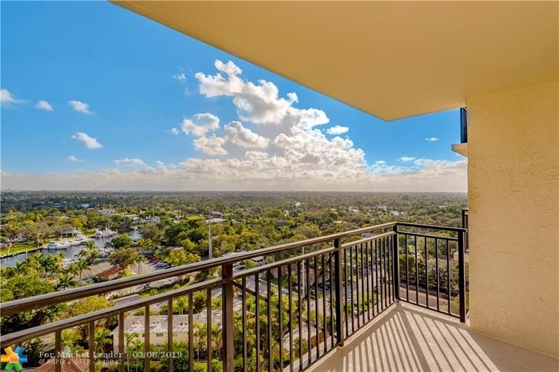 Photo of 610 W Las Olas Blvd #1621, Fort Lauderdale, FL 33312 (MLS # F10164940)