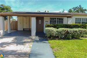 Photo of Listing MLS f10189941 in 6781 HARDING ST Hollywood FL 33024