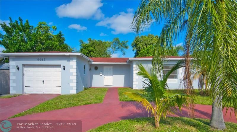 Photo of 6463 SW 8th Ct, North Lauderdale, FL 33068 (MLS # F10261942)