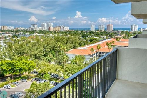 Photo of 3200 Port Royale Dr #1210, Fort Lauderdale, FL 33308 (MLS # F10249943)