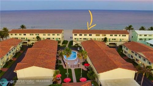 Photo of 5450 N Ocean Blvd #54-M, Lauderdale By The Sea, FL 33308 (MLS # F10286943)