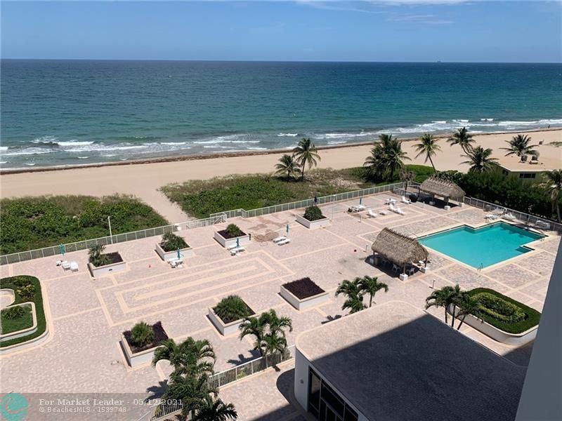 Photo of 1390 S Ocean Blvd #8B, Pompano Beach, FL 33062 (MLS # F10283945)