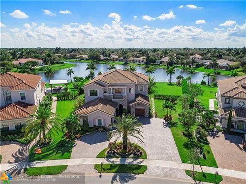 Foto de inmueble con direccion 10340 Sweet Bay Ct Parkland FL 33076 con MLS F10209946