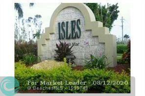 Foto de inmueble con direccion 12400 Vista Isles Dr #1422 Sunrise FL 33325 con MLS F10242946