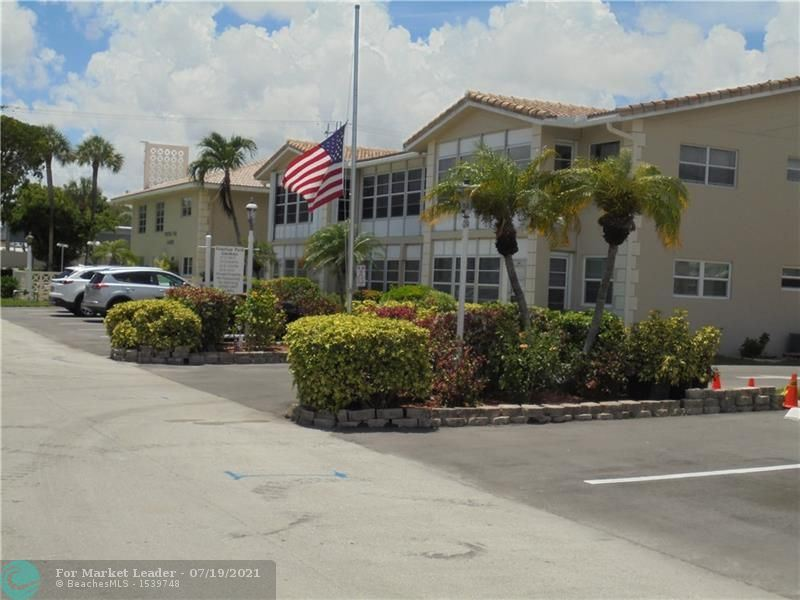 Photo of 2115 NE 42nd Ct #211N, Lighthouse Point, FL 33064 (MLS # F10292946)