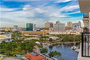 Photo of 610 W LAS OLAS BLVD #1514N, Fort Lauderdale, FL 33312 (MLS # F10187947)