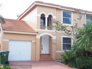Photo of 2314 NW 161st Ave #2314, Pembroke Pines, FL 33028 (MLS # F10192948)