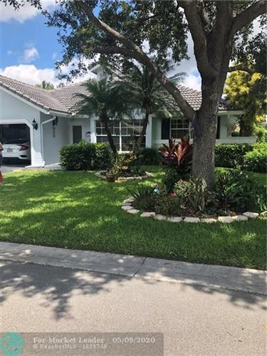 Photo of Listing MLS f10227948 in 5471 Pine Ct Coral Springs FL 33067